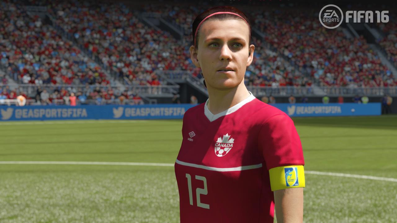 Christine Sinclair_ Fifa16