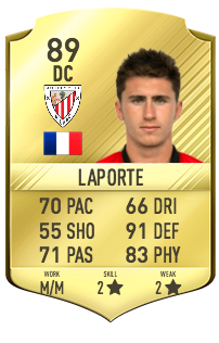 Aymeric Laporte Potentiel