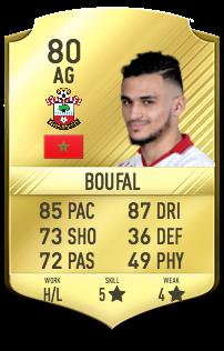 Boufal general