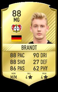 Brandt potentiel
