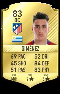 José Gimenez Général