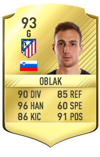Jan oblak potentiel