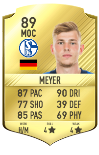 Max meyer potentiel