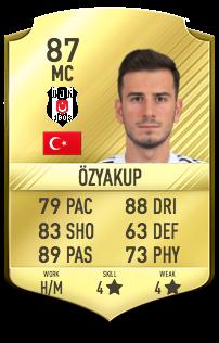 Ozyakup potentiel