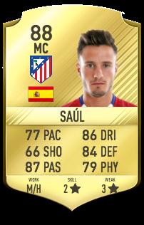 Saul potentiel